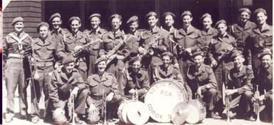 62nd Anti-Tank Battery Military Band