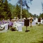 Puntledge Park ceremony